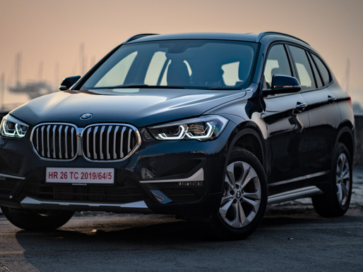 BMW X1 sDrive20d Facelift Review: What Has Changed?