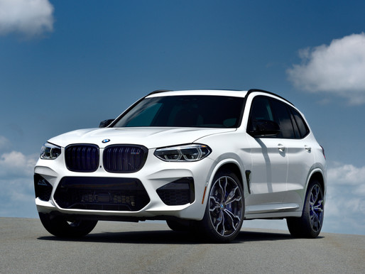 Find Your Xtreme: The first-ever BMW X3 M launched in India.