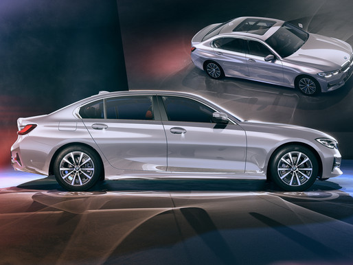 The Grand Side of Thrill: The new BMW 3 Series Gran Limousine launched in India.
