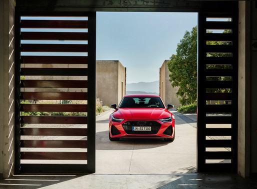 High Performance and Innovative Design:  The all-new Audi RS 7 Sportback