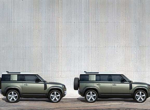 THE TIME TO OWN AN ICON IS NOW! LAND ROVER BEGINS BOOKINGS OF THE NEW DEFENDER FROM ₹ 69.99 LAKHS!