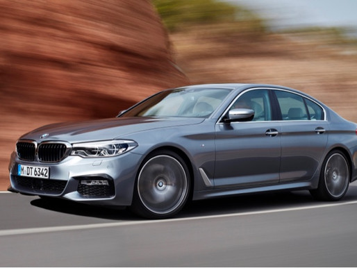 The Business Athlete: The new BMW 530i M Sport launched in India.