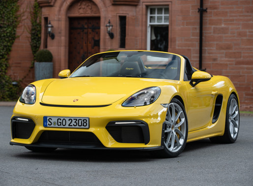 Performance flagships 718 Spyder and Cayman GT4 Launched In India!