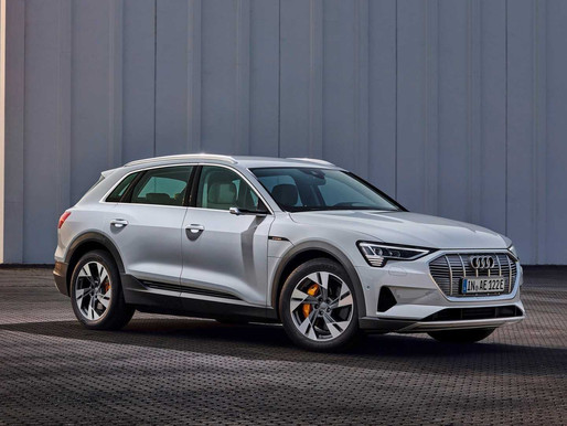 Audi to drive in Audi e-tron and Audi e-tron Sportback to India in the first half of 2021!
