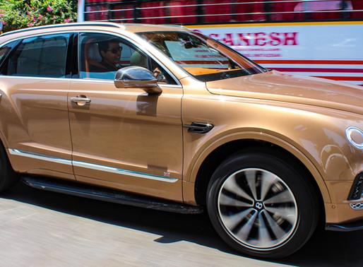 Bentley Bentayga : Test Drive Review