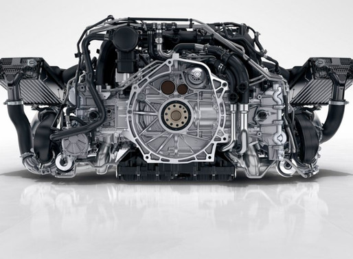 The flat engine tradition - The Porsche Story!