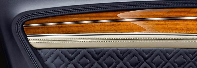 New Continental GT koa veneer interior s