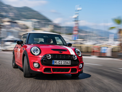 The MINI Paddy Hopkirk Edition launched in India!