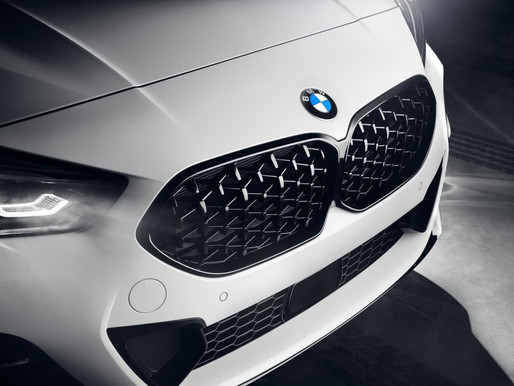 #2Irresistible: The BMW 2 Series Gran Coupé 'Black Shadow' edition launched in India.