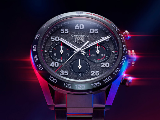 Porsche and TAG Heuer enter into strategic partnership