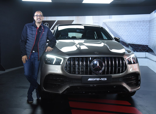 Mercedes-Benz strengthens its AMG portfolio, launches the all-new AMG GLE 53 4MATIC+ Coupé!