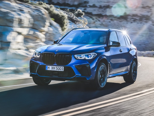 Uncontested Dominance: The all-new BMW X5 M Competition launched in India.