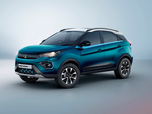 Tata Motors today unveiled India's Own Electric SUV – the Nexon EV