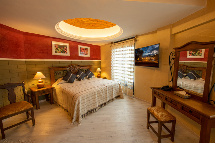 Standard Suite La Casona Colorada
