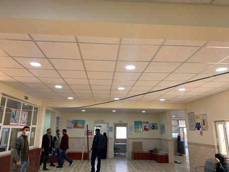 Rehabilitation of Sayd Hamad PHCC in Ninawa