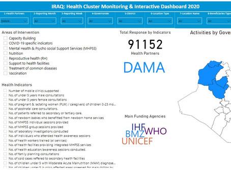 DAMA Activities  2020