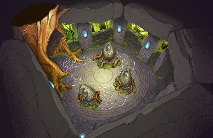 Pixie Room Concept