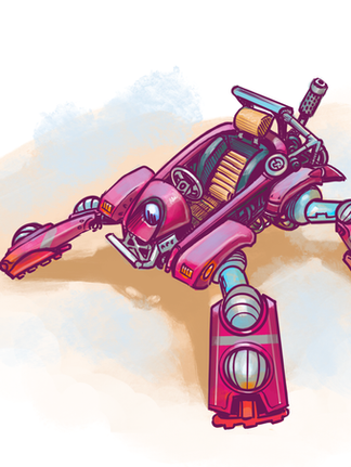 BallBot Buggy