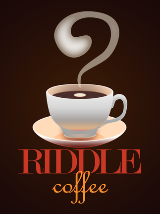 Riddle Coffee Logo