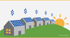 Solar Panel Increases Home Value