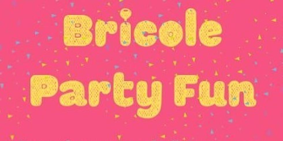 """Chantier Solidaire """"Bricole Party Fun"""""""