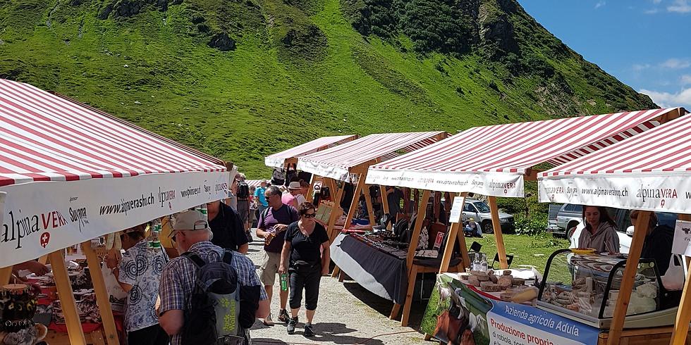 Marché du Col de l'Oberalp