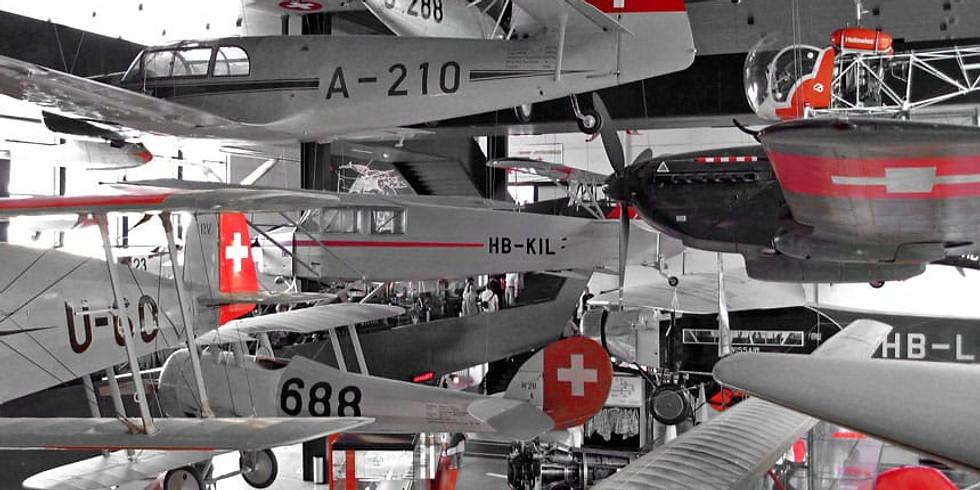 Expo spéciale au musée des transports à Lucerne !