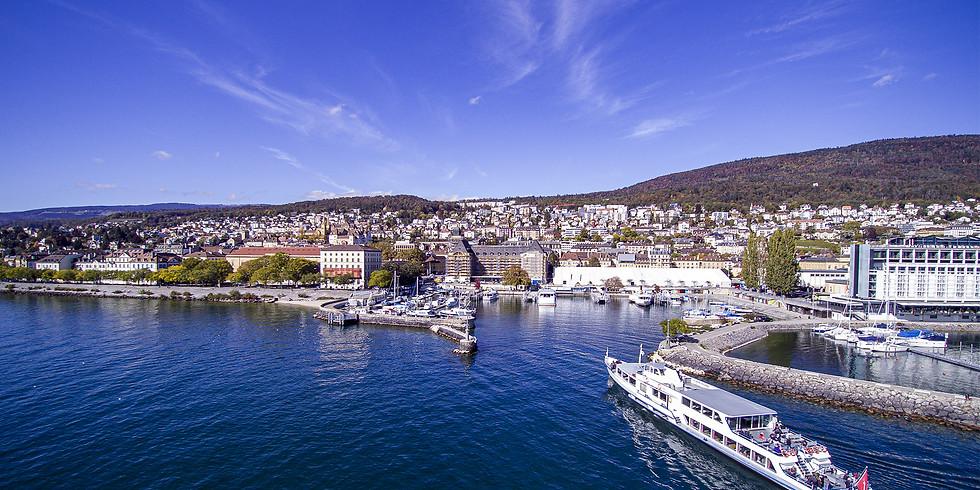 Croisière du 1er août sur le lac de Neuchâtel