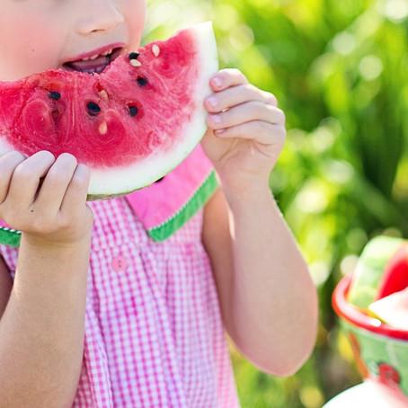 Alimentos y funciones cerebrales I.