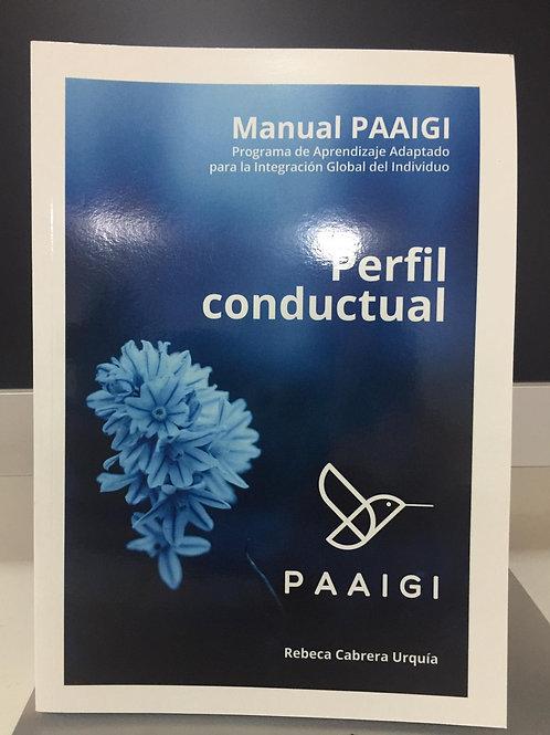 Perfil conductual PAAIGI