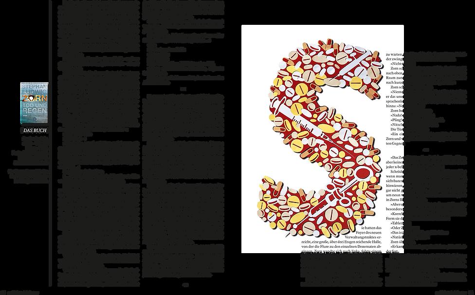 DB Mobil Magazin,  Paperart, Papercut, paperwork, papercraft, mvmpapercuts, berlin, martha von maydell, Papierkunst, Illustration