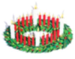 Weihnachtskranz, weihnachten, advent, Paperart, Papercut, paperwork, papercraft, mvmpapercuts, berlin