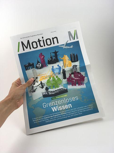 Flughafen-München, MVMpapercuts, Paperart, papierkunst, Paperwork, illustration, Papierillustration, Martha von Maydell, Berlin, München