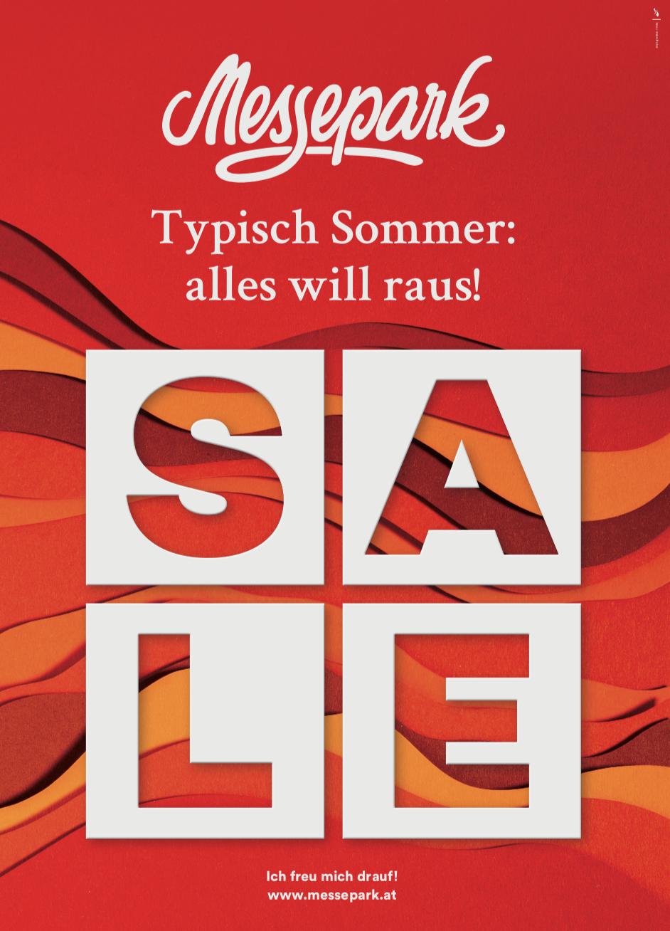 Messepark-Sale