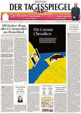 Tagesspiegel 03.05.2020