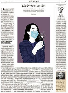 Tagesspiegel 22.11.2020