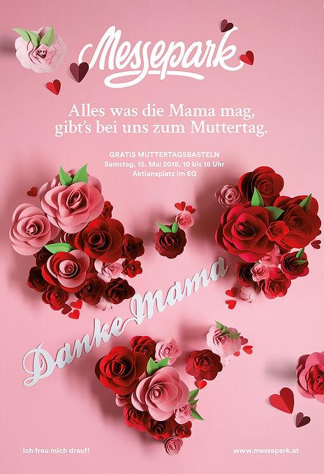 Blumen, herz, rot, Paperart, Papercut, paperwork, papercraft, mvmpapercuts, berlin