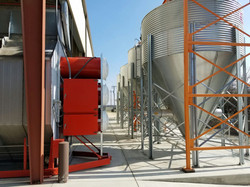 Almond Storage for Milling