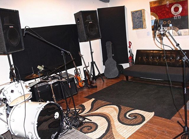 The Audio Warrior live room