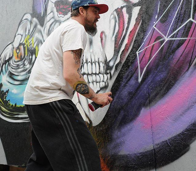 Graffiti Artist NERD