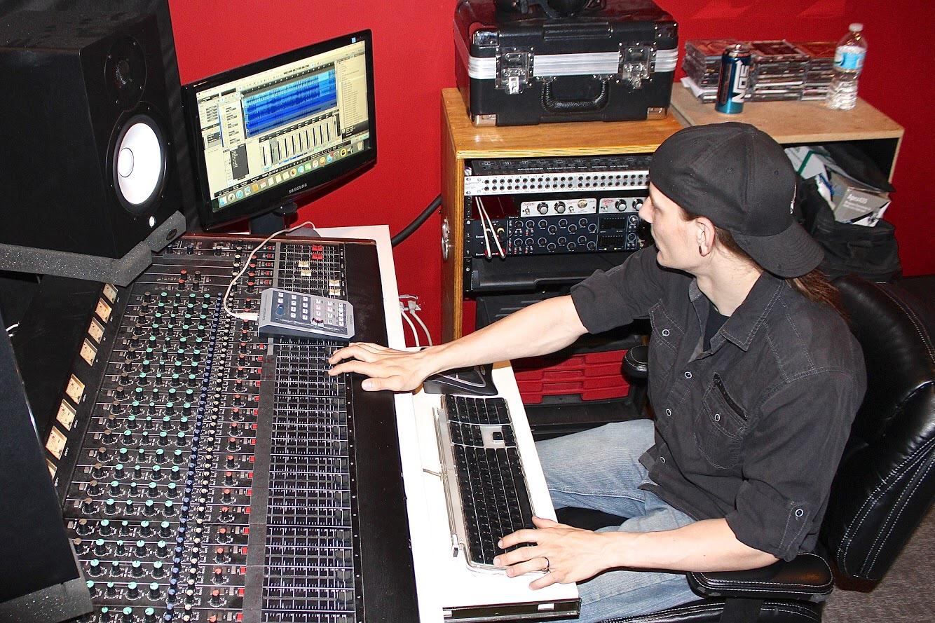 Anthony Beck of Audio Warrior