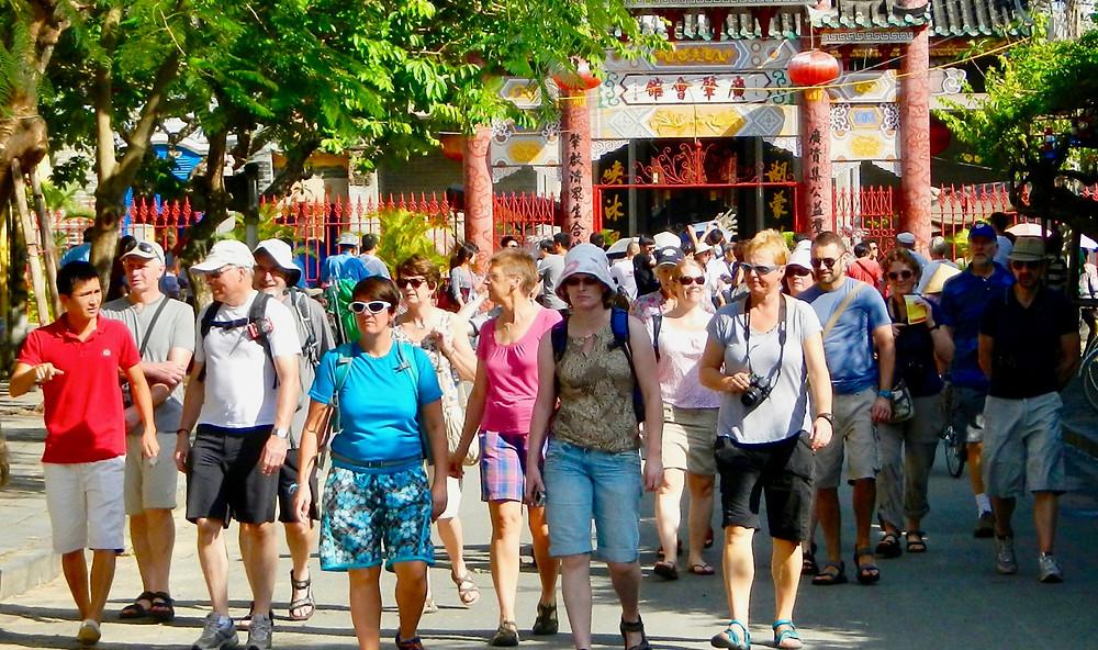 overtourism tourists Vietnam