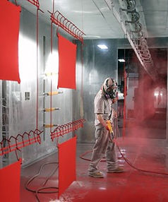 Bell's Powder Coating - MDF Powder Coating