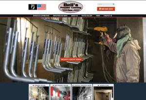 Bell's Powder Coating Launches New Website
