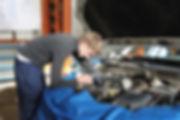 Ремонт и обслуживание легковых автомобил