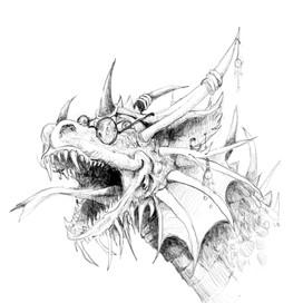 Dragon Head - see next