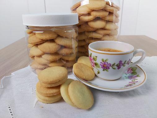 Biscoitinhos sem recheio