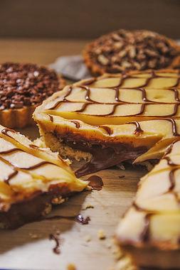 Torta Ninho com Nutella