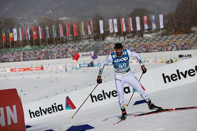 Steve Hiestand WM Oberstdorf Quali 2021