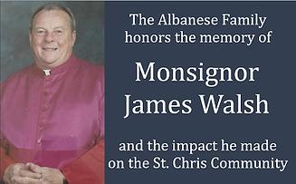Monsignor Walsh